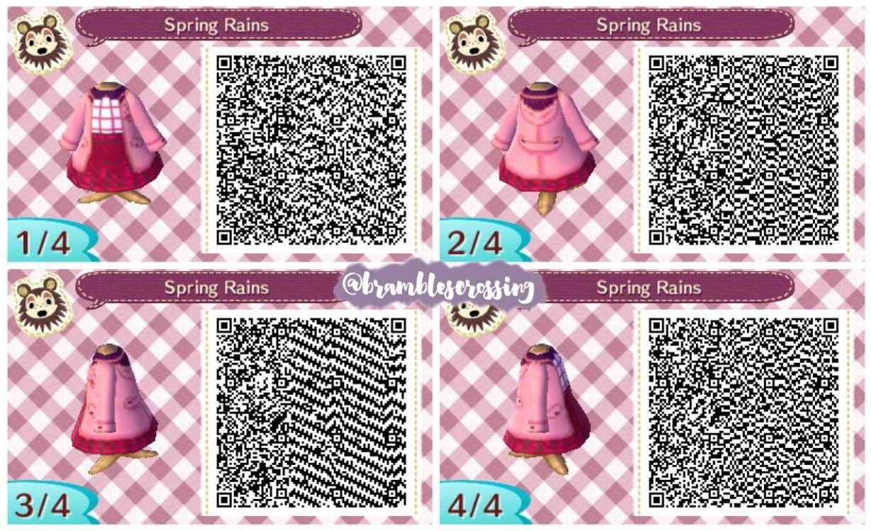 Animal Crossing: New Leaf QR Code Clothing Dress, PNG