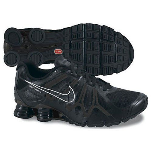 Nike Shox Turbo Black