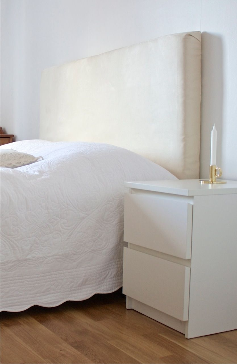 DIY Luxurious Upholstered Headboard | Mobilia per Casa ...