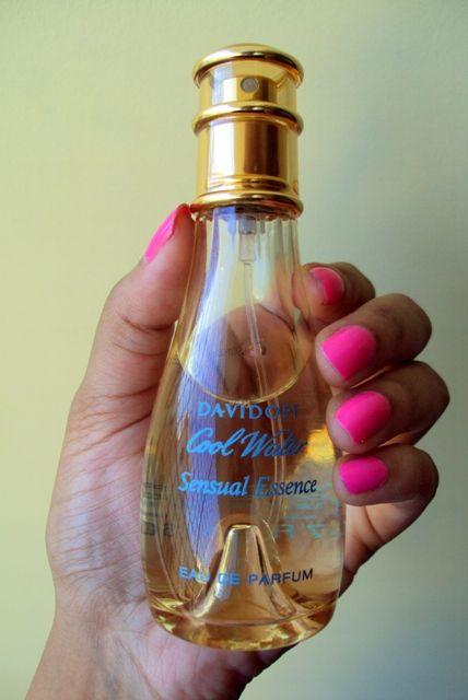 Davidoff Cool Water Sensual Essence Eau De Parfum Review Davidoff