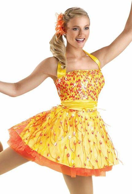 SALE Solo 9//10 Years Girls Latin Dance Costume Sequins Jazz Modern