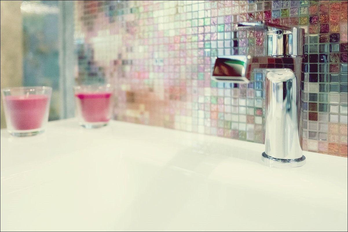 Erstaunliche Ideen für verträumte Badezimmerfliesen-Designs #palettendeko
