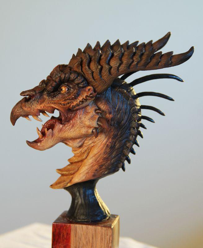 dragon sculpt - Google Search
