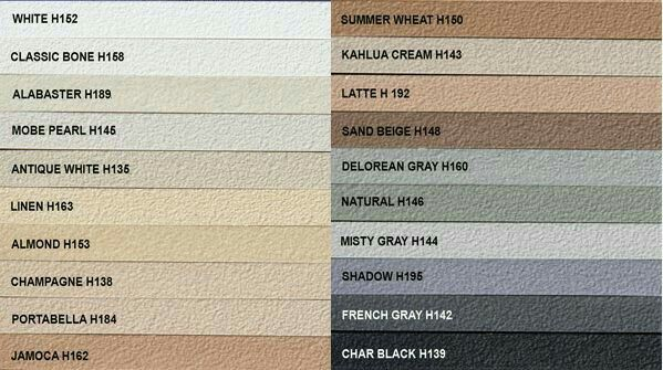 Bostik French gray grout (H142) - for use with white subway