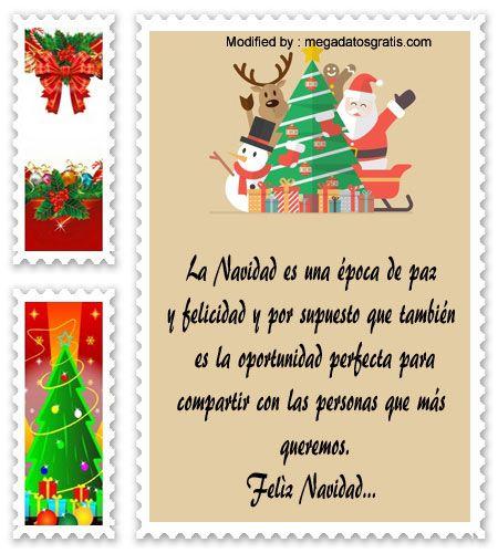 Descargar mensajes para enviar en navidad mensajes y - Postales navidad para ninos ...