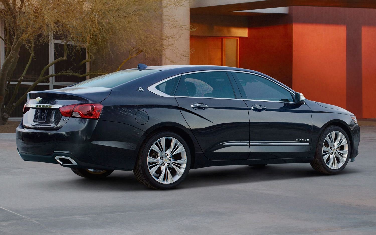 Used 2014 Chevy Impala >> 2015 Chevrolet Impala Review Latest New Car Reviews 2015