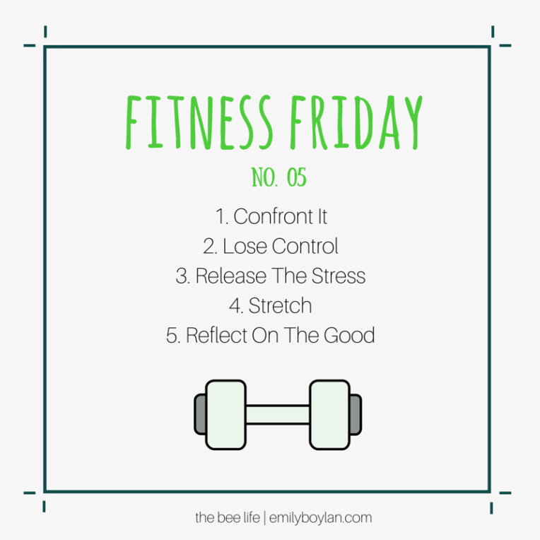 Fitness Friday   the bee life   emilyboylan.com - Tips to Stay healthy beyond the physical.