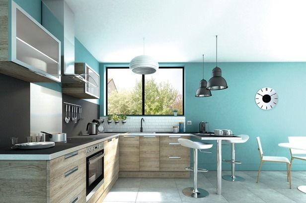 pingl par brico d p t sur vos inspirations pinterest cuisine bois cuisine brico depot et. Black Bedroom Furniture Sets. Home Design Ideas