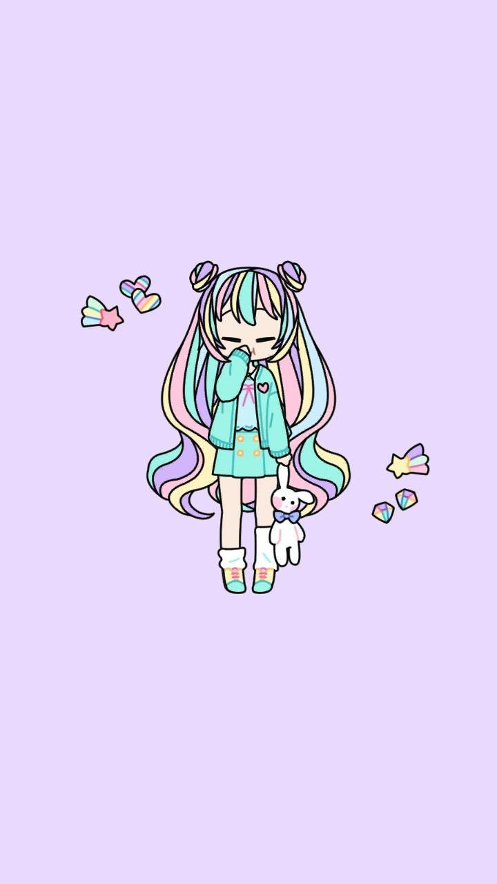 Pin By Margori Aldea Oviedo On Pastel Girl My Creations Cute Girl Wallpaper Cute Wallpapers Cute Pictures
