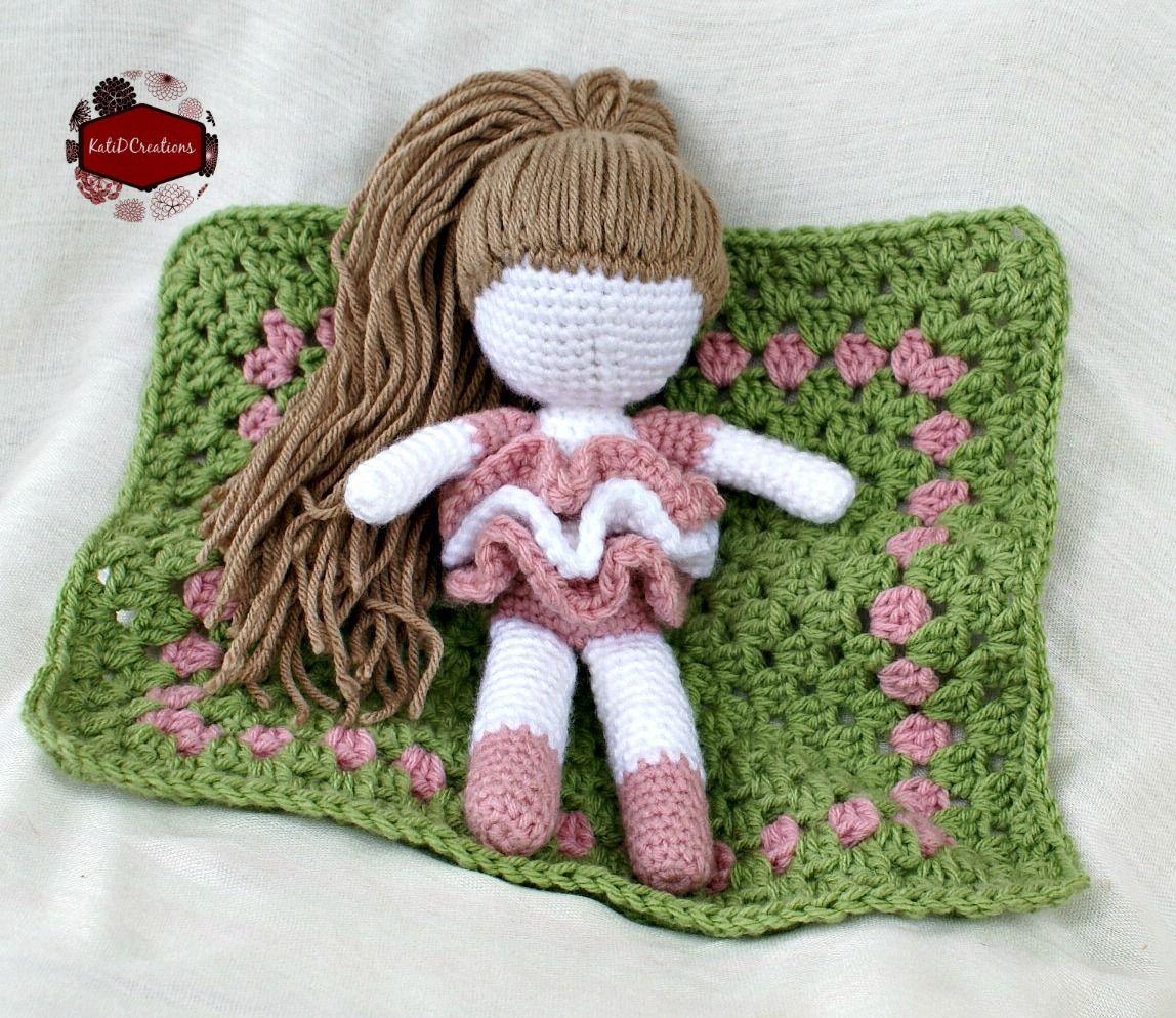 Free Crochet Pattern: Lovely Marie - Crochet Doll. From http ...