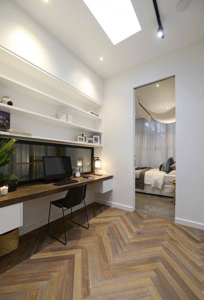 Study Room Glass: The Block Glasshouse - Bedroom & Study Reveal