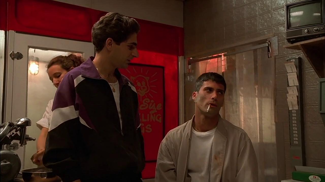 The Sopranos: Season 1, Episode 2 46 Long (17 Jan  1999