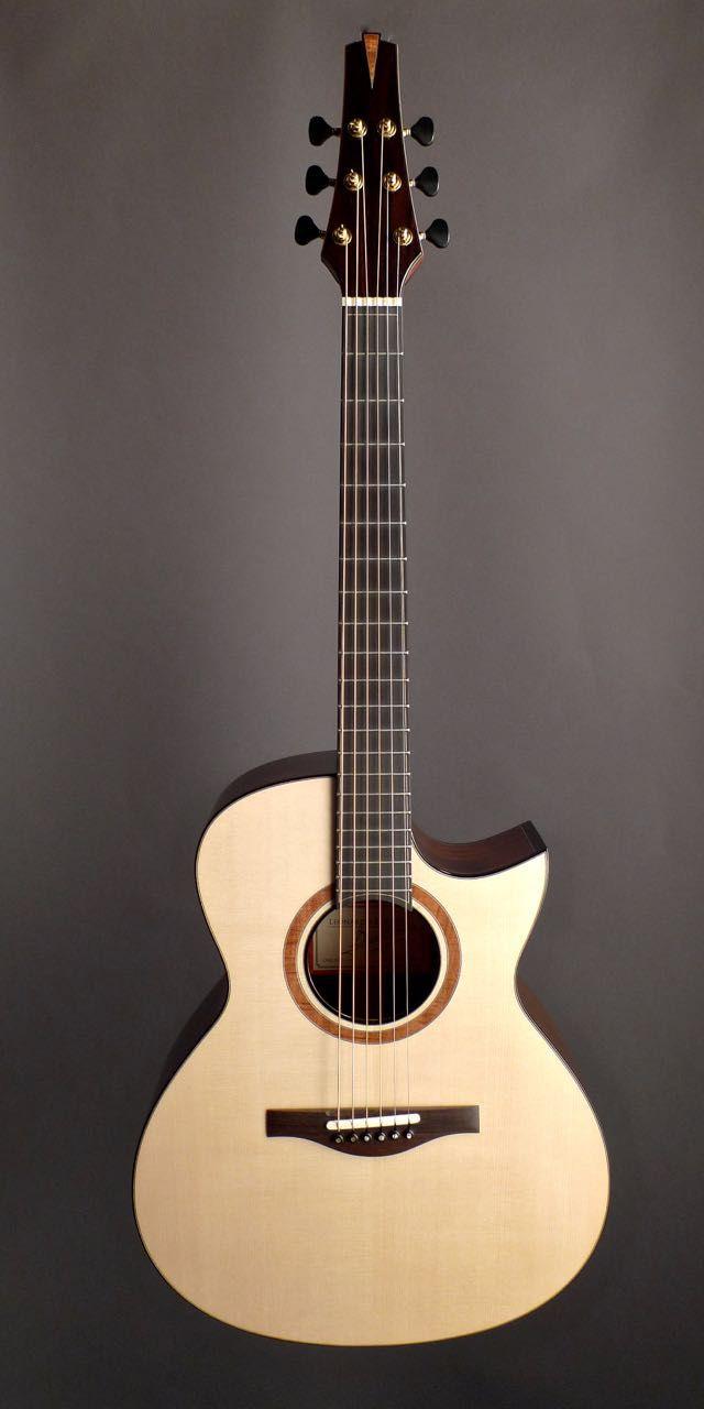 Leonardo Buendia OM - Brazilian Rosewood & German Spruce - The ...