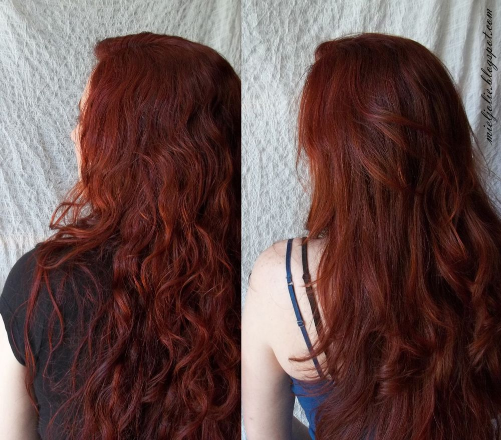 """All Things Crafty Henna Hair Dye and a Couple Quick """"Tips"""