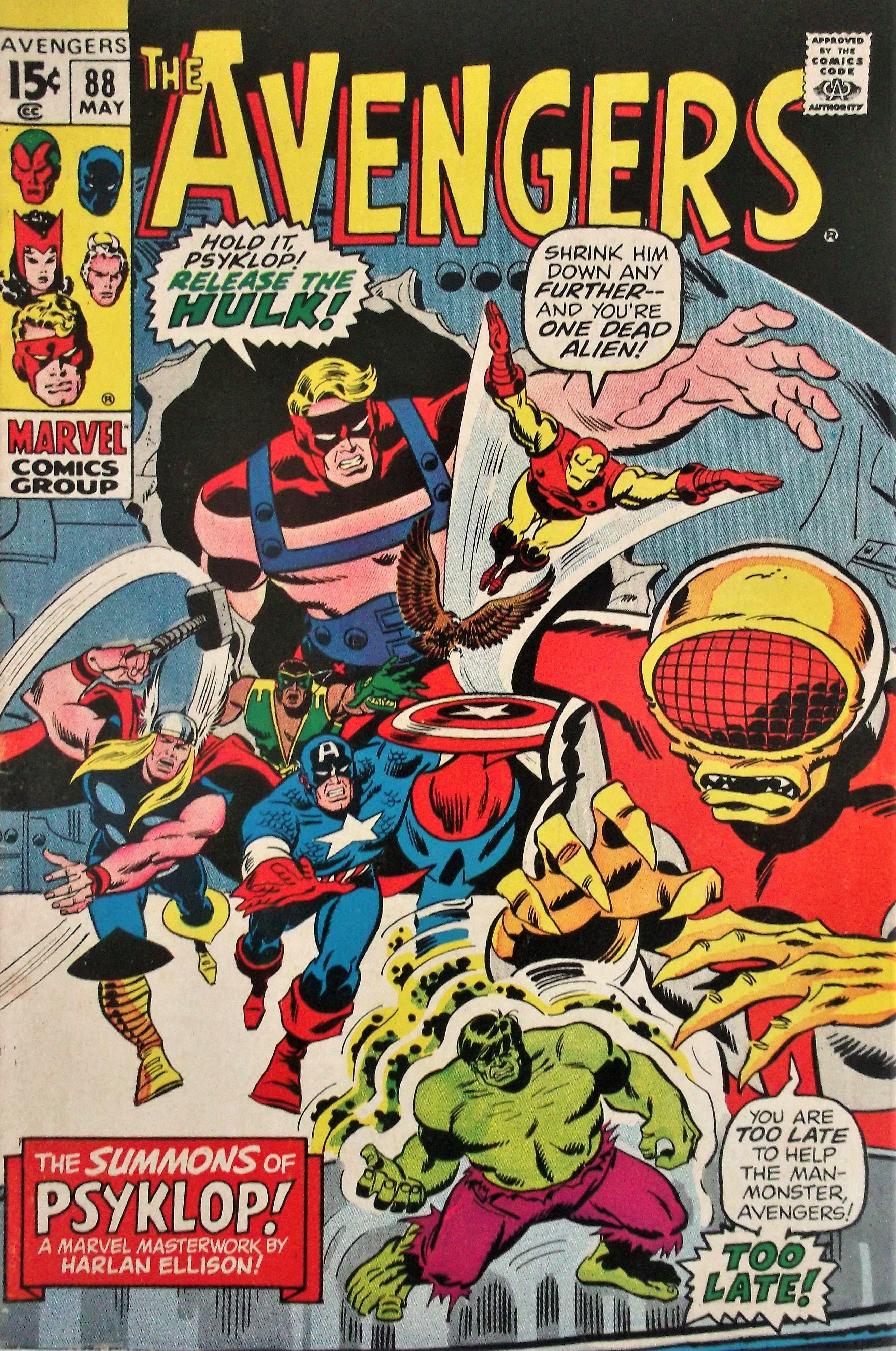 The Avengers 88