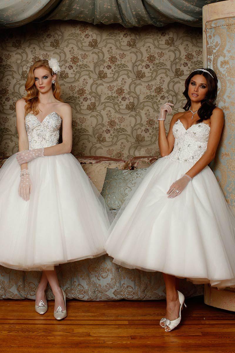 Jovani T-length strapless dresses | Bridal Collection 2014 ... - photo #21