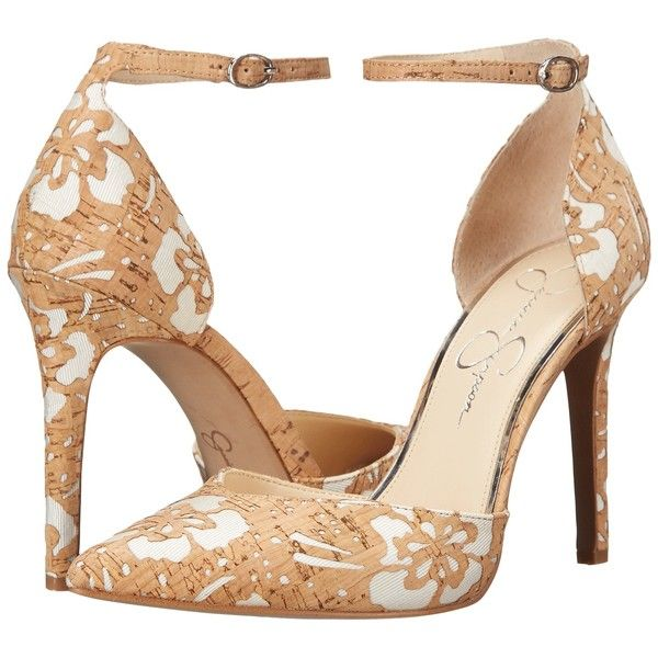 Jessica Simpson Cirrus Natural/White Women