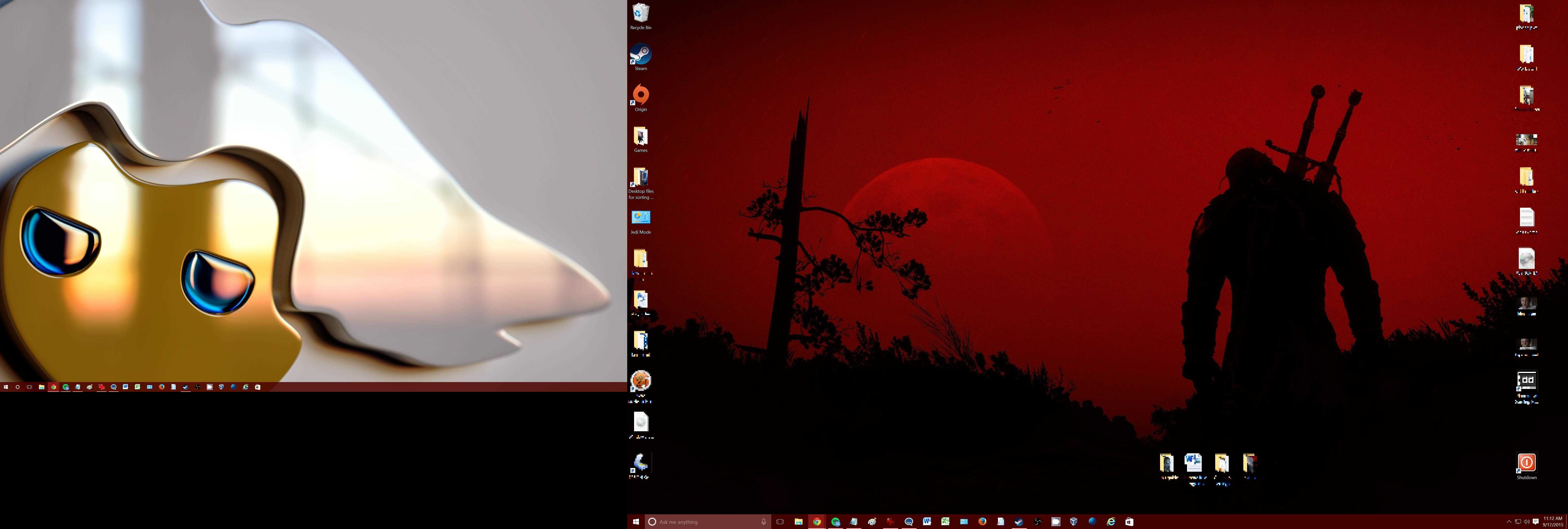 Dual Monitor Different Wallpaper Windows 10 Http Hdwallpaper Info Dual Monitor Different Wallpaper Win Dual Screen Wallpaper Wallpaper Wallpaper Windows 10