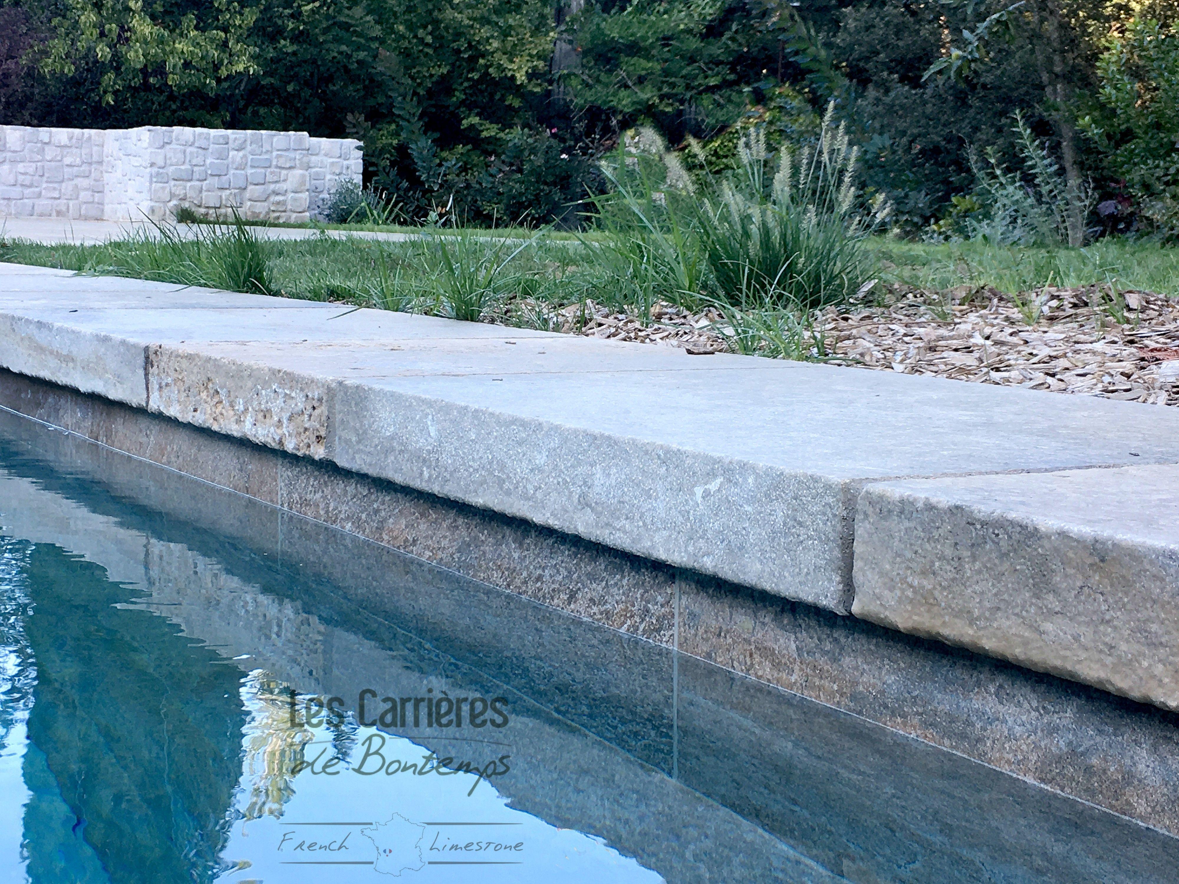 Limestone Pool Deck Pavers