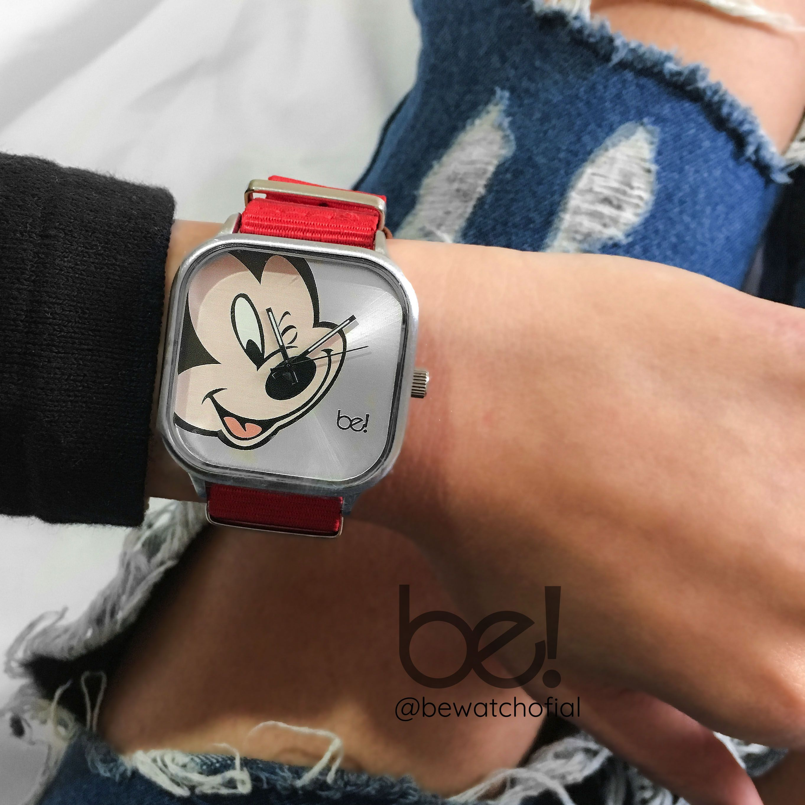 946096081ff Relógio Mickey bewatch Explore relógios de personagens amados por todos   bewatch  relogios  watches
