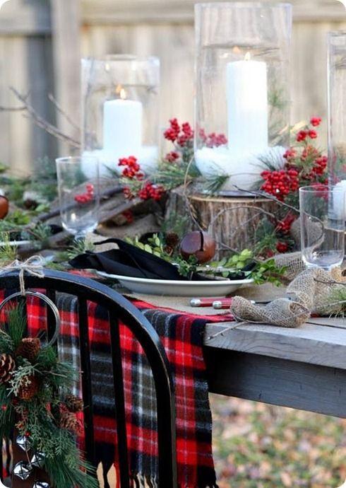 HomeGoods Contest Winners! Outdoor christmas, Natural christmas
