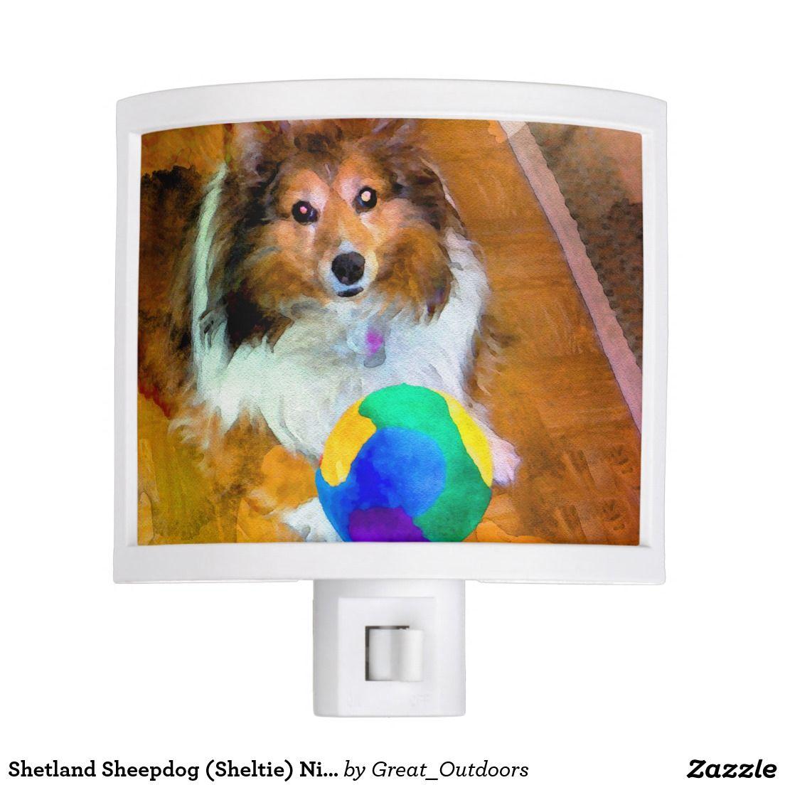 Shetland Sheepdog (Sheltie) Night Light