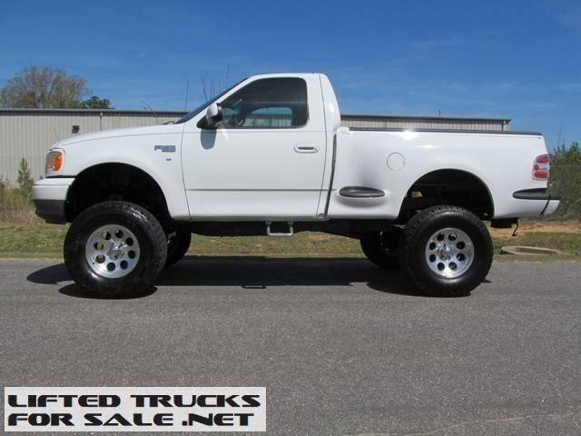 2001 Ford F150 Xl Lifted Truck Lifted Truck Trucks Ford F150 Xl
