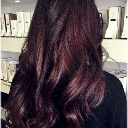 HairColor2019AutumnWinterTrends7 en 2019 cheveux