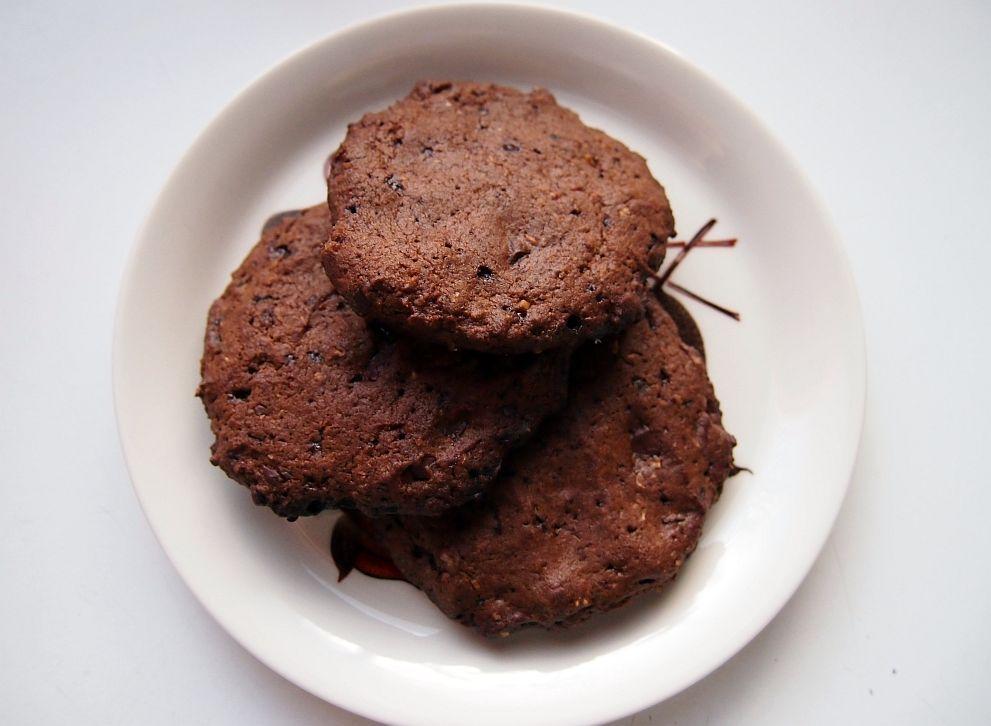 Chili-suklaa-cookiet