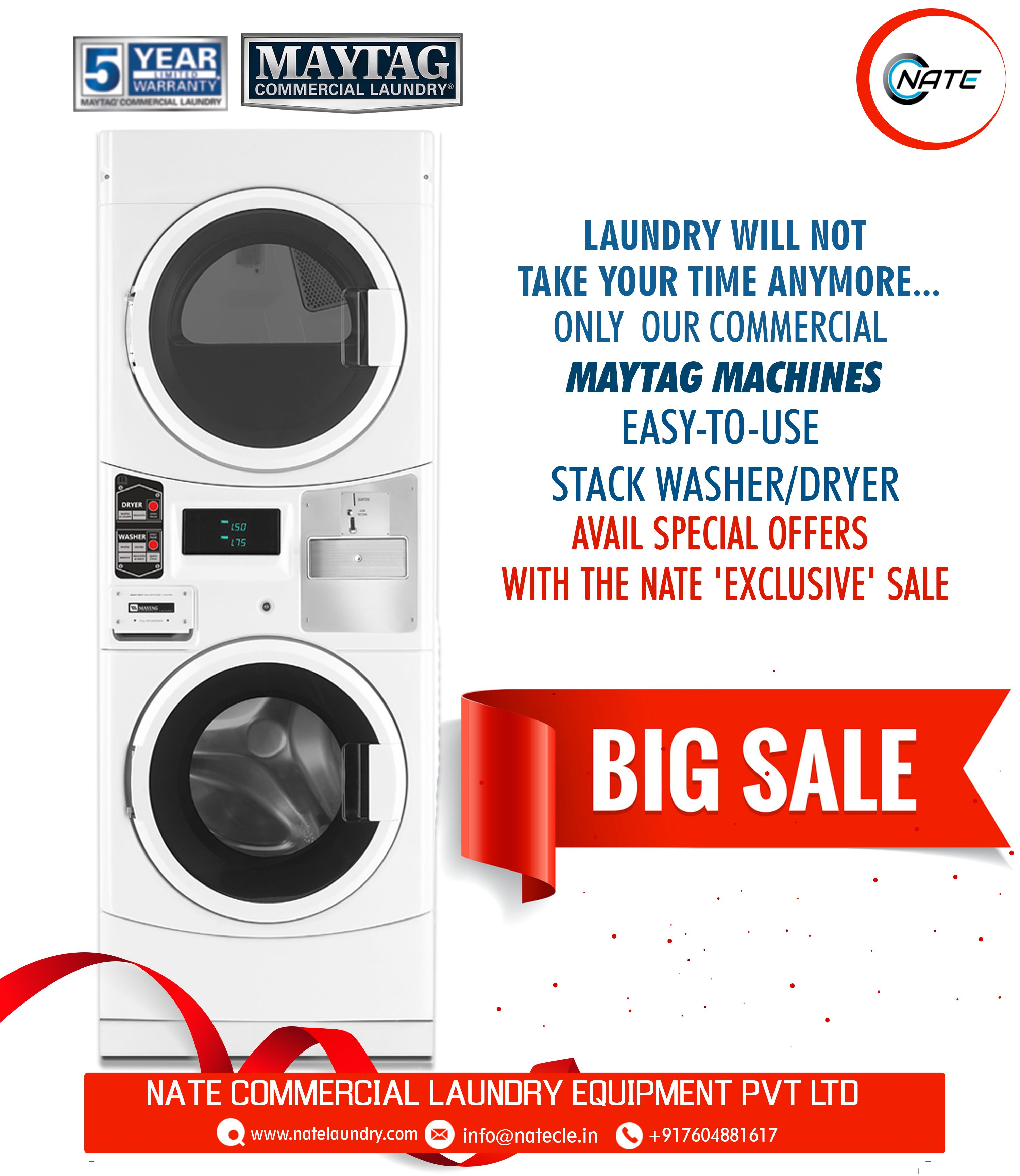Shop Maytag With Christmas Offers Visit Www Natelaundry Com