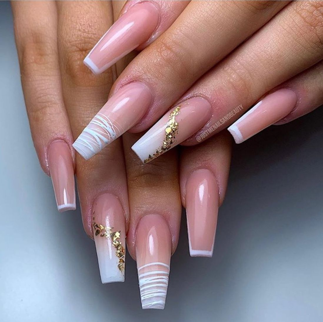 30+ Stunning Wedding Nail Designs For The Chic Bri