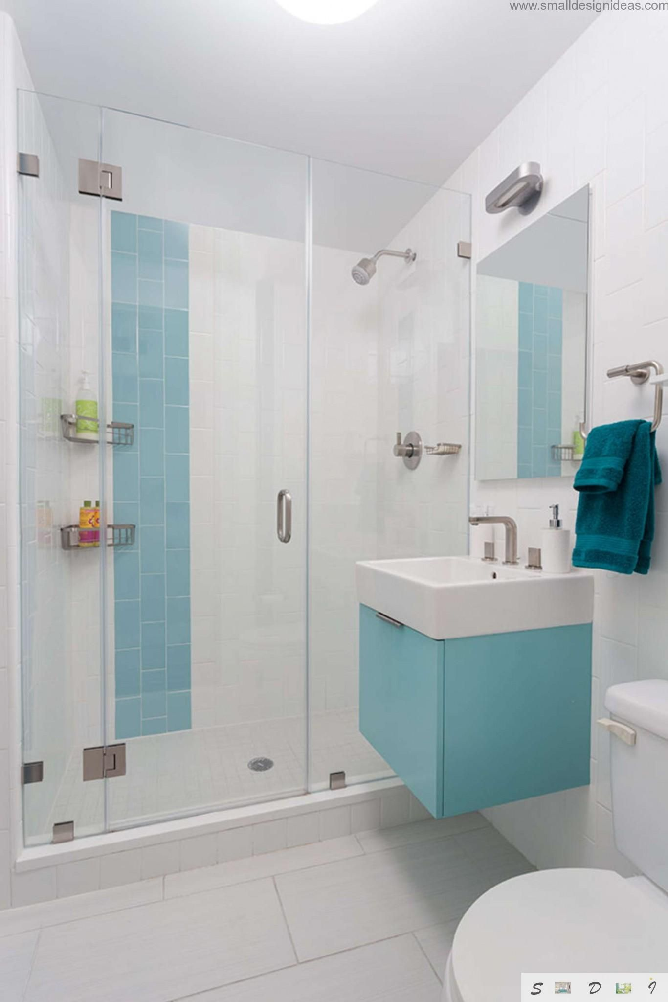 extra small bathroom ideas | ideas 2017-2018 | Pinterest | Turquoise ...