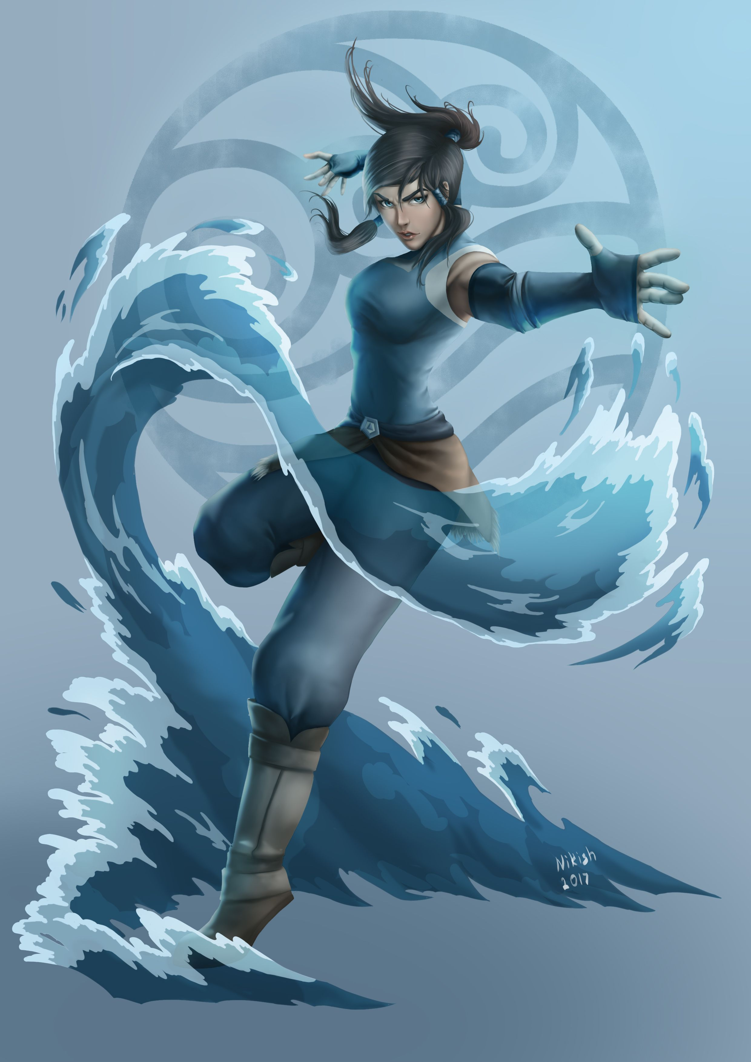 Avatar Korra  Water   ^Avatar^   Avatar the last airbender