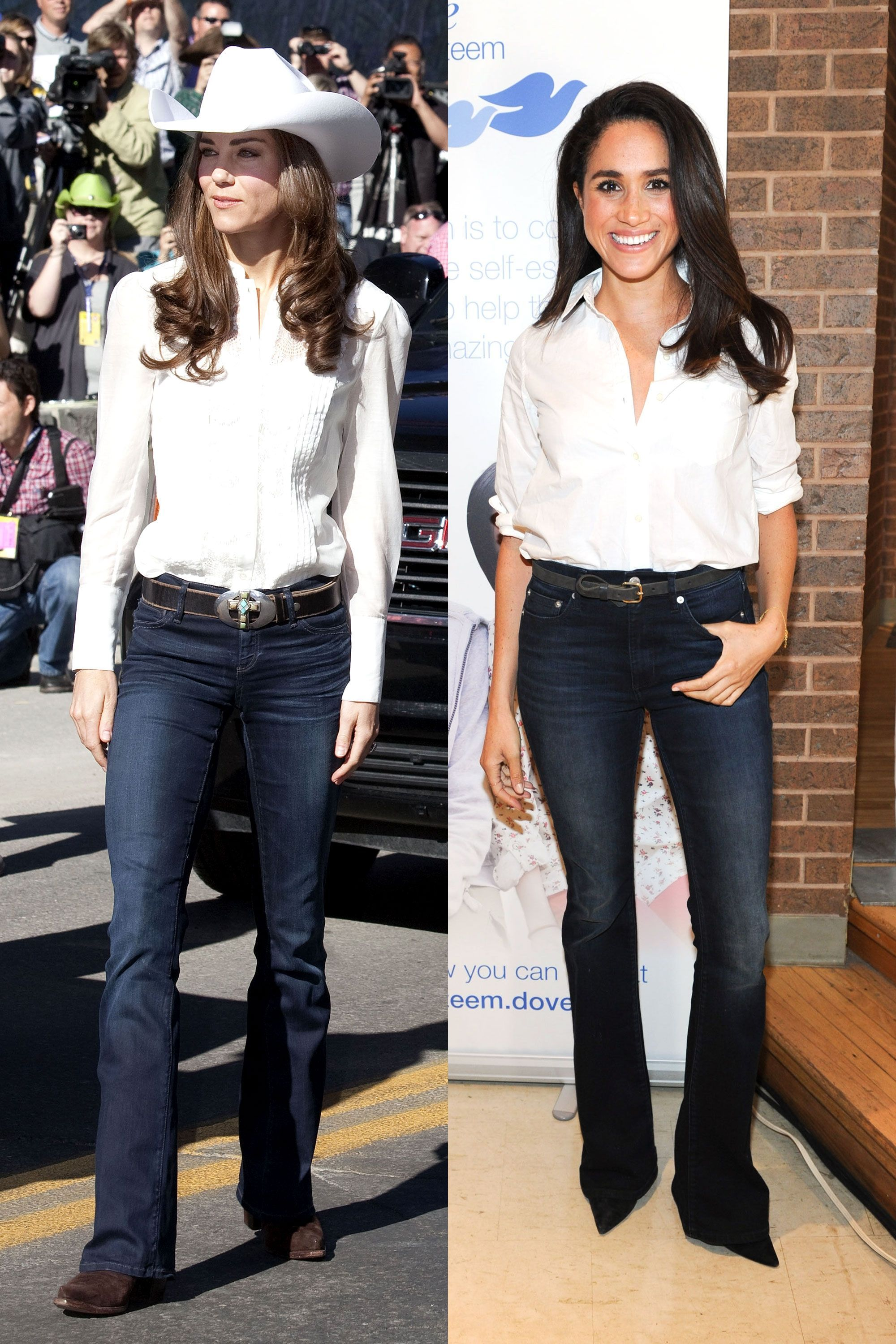 58f8565e71aaf 12 Times Kate Middleton and Meghan Markle Were Basically The Same ...