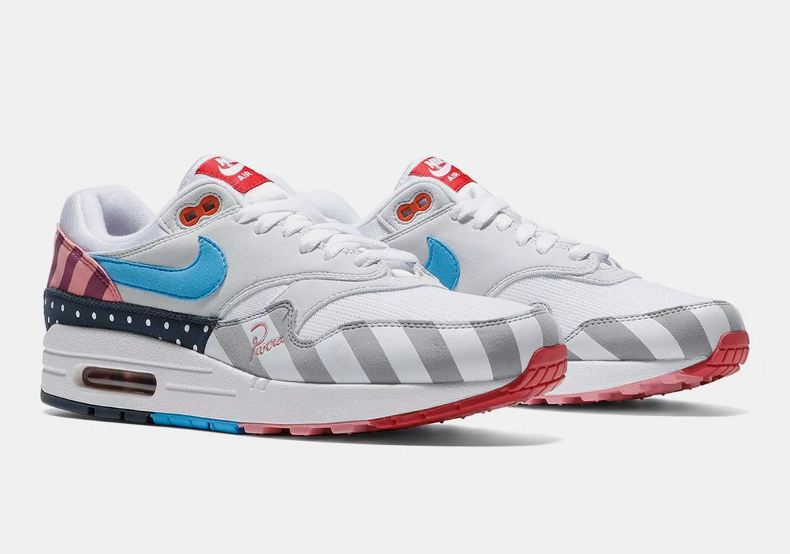 1c62c9da50a8f Parra Nike Air Max 1 AT3057-100 Release Info  thatdope  sneakers  luxury