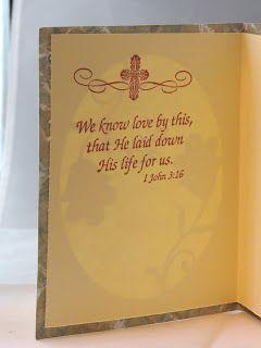 C'est La-Vie Designs Unltd., LLC: Easter Cards - Religious for the troops