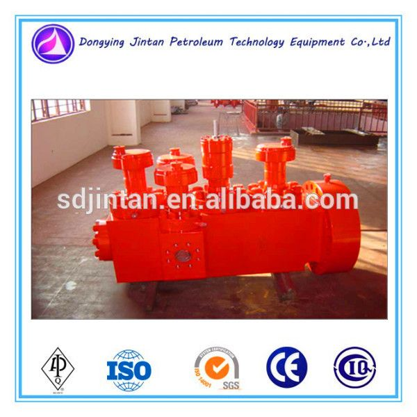Oil And Gas Api 6a Wellhead Petroleum Equipment And Single Solid Block Christmas Tree Dongying Oil And Gas Christmas Tree