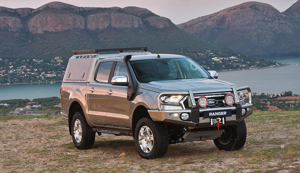 Ford Ranger Canopy Double Cabs Rsi Smartcanopy Ford Ranger