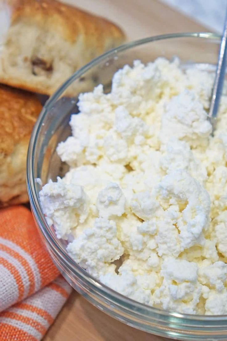 Homemade Ricotta Recipe [the Easy Way] It's super simple to make your own ricotta cheese at home. T