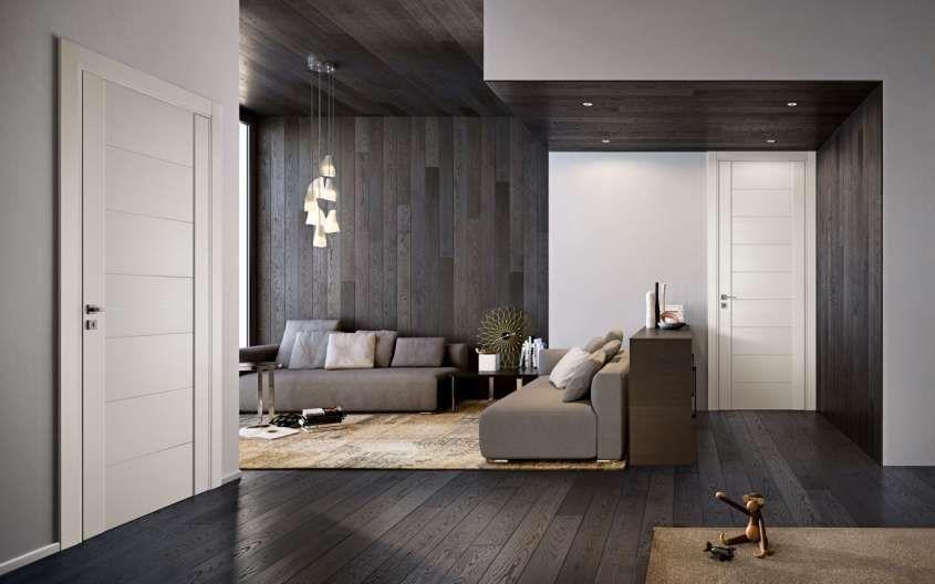 Come abbinare porte e parquet: i consigli utili per una casa perfetta
