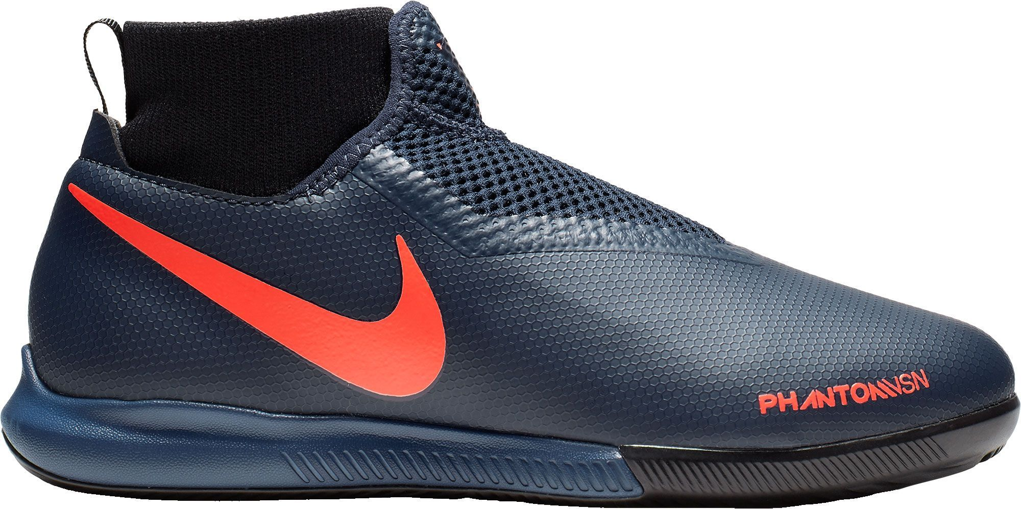 3a4cc7abb76 Nike Kids' Phantom Vision Academy Dynamic Fit Indoor Soccer Shoes in ...