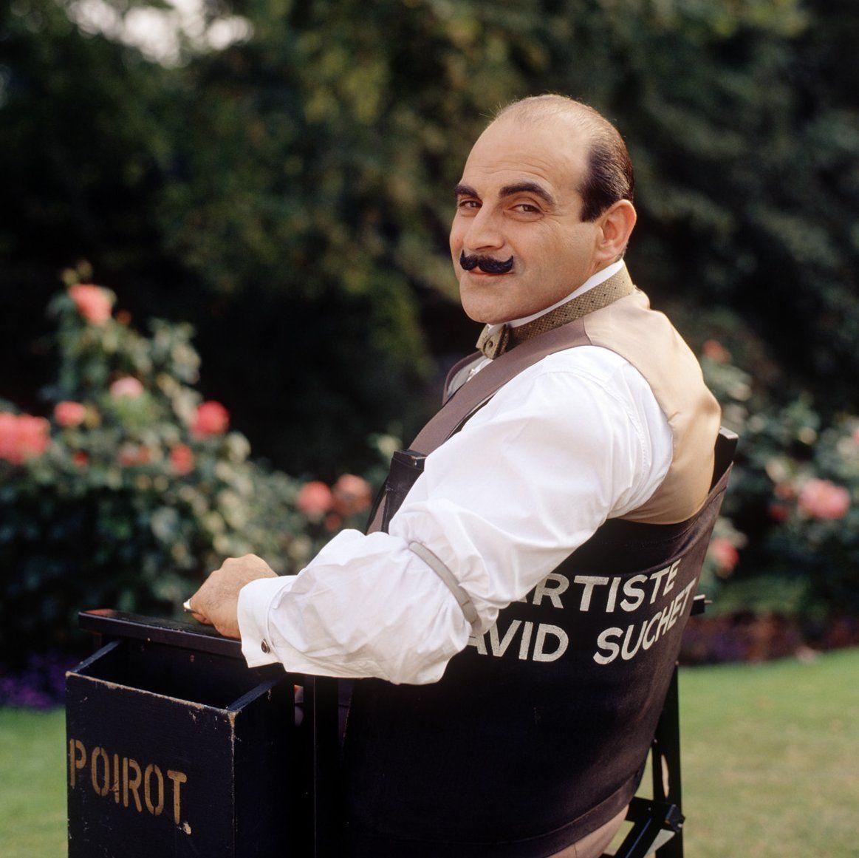 Poirot David Suchet | actors&royals | Pinterest | Hercule poirot ...