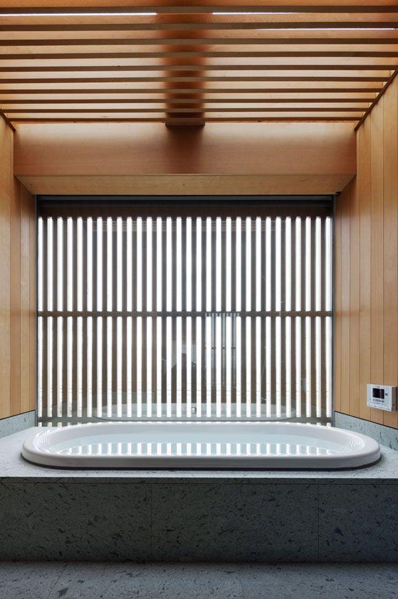 the art of the japanese bath wellness spa pinterest b der deckchen und japanisches bad. Black Bedroom Furniture Sets. Home Design Ideas