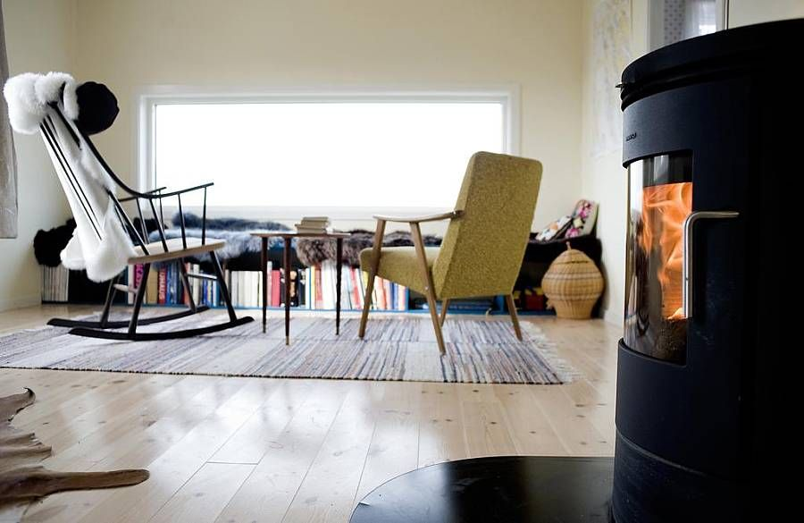 norwegian decorating style | Modern Design Cozy Summer House in Norway By The Sea » Modern Design ...