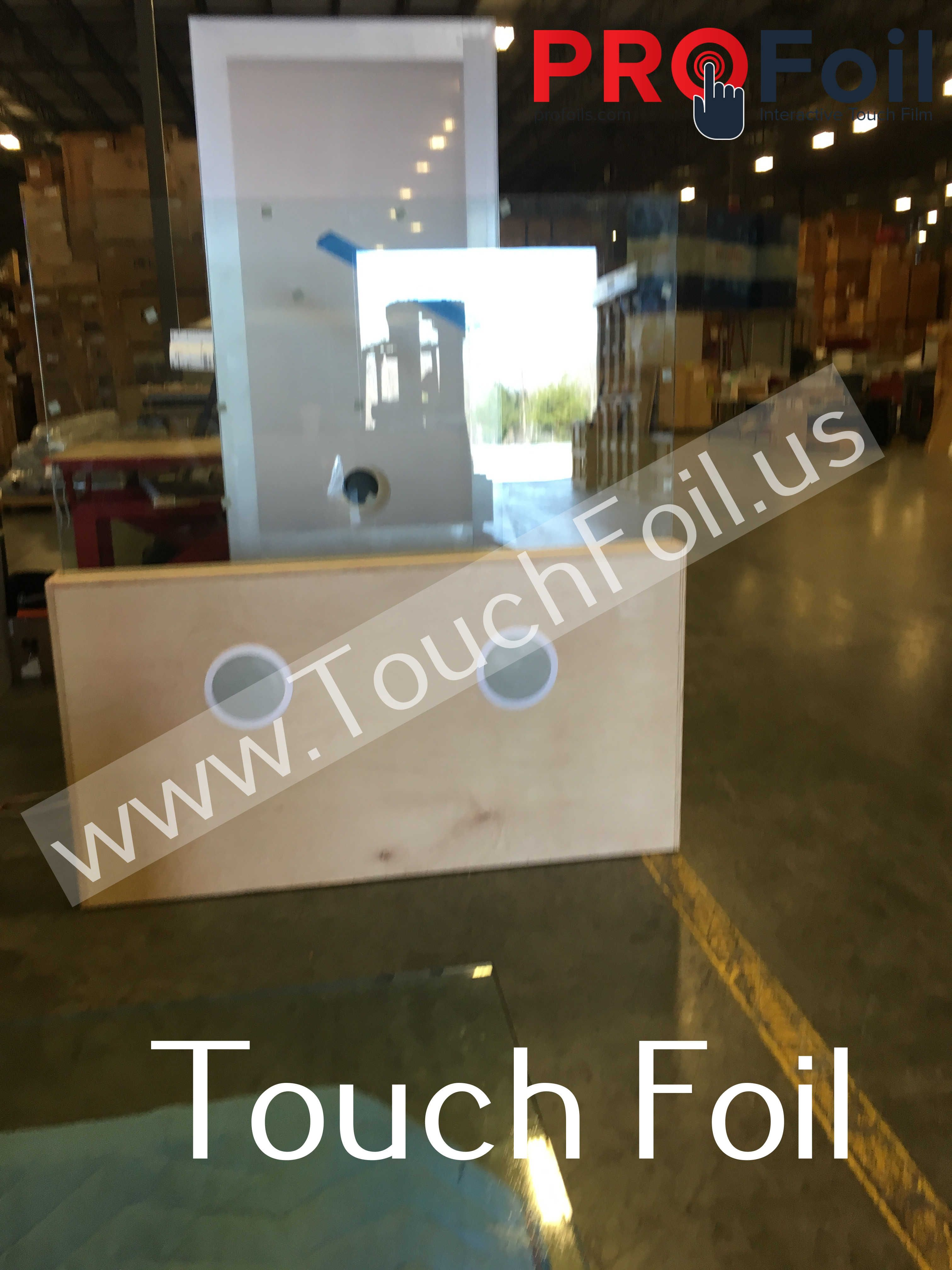 TouchFoil.us - Interactive Touch Screens on Glass #touchscreendisplay