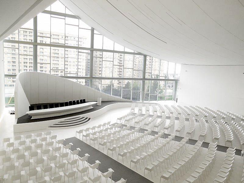 Design Furniture Kristalia Auditorium Design Auditorium Architecture Zaha Hadid Interior