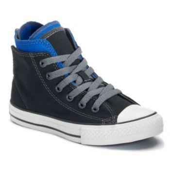 cc4c374e1e9b Kid s Converse Chuck Taylor All Star Zip-Back High-Top Sneakers ...