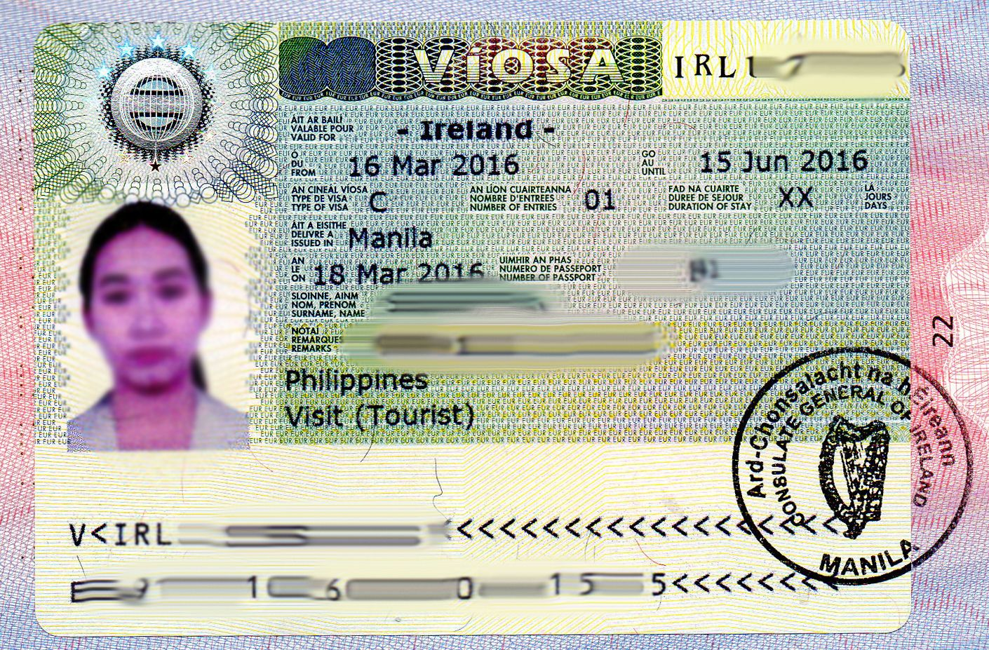 applying for drivers license ireland