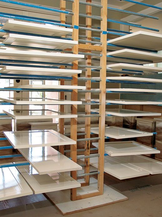 Portable Drying Rack   Would Be Good To Plan Ahead To Have A Racks For  Pre Painting Raised Panels Or Doors For Built Ins If Going To Do A  Large Scale ...