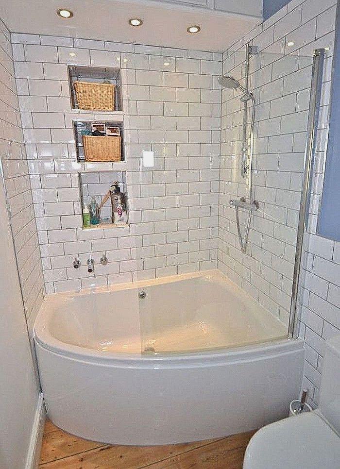 angle douche salle de bain baignoire
